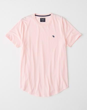 278b4b2857d0 Mens Crew Neck T-shirts   Abercrombie & Fitch