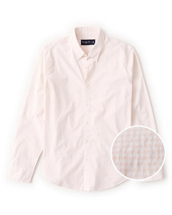 ANFPoplin Button-Up Shirt