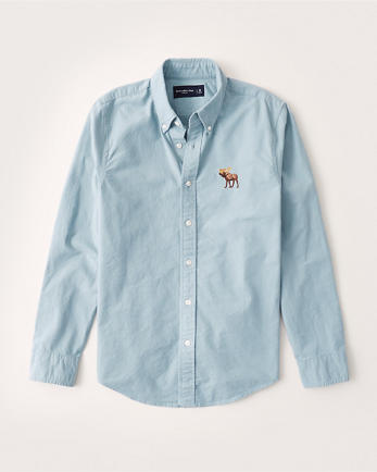 ANFOxford Button-Up Shirt