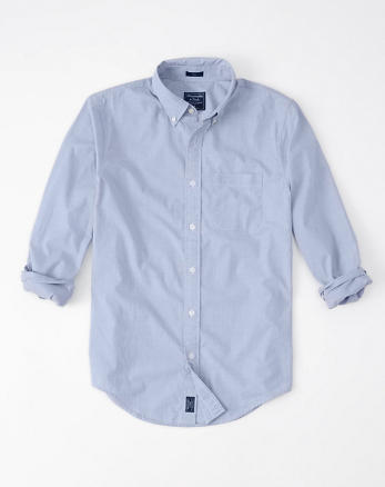9bf690f94 Mens Shirts | Clearance | Abercrombie & Fitch