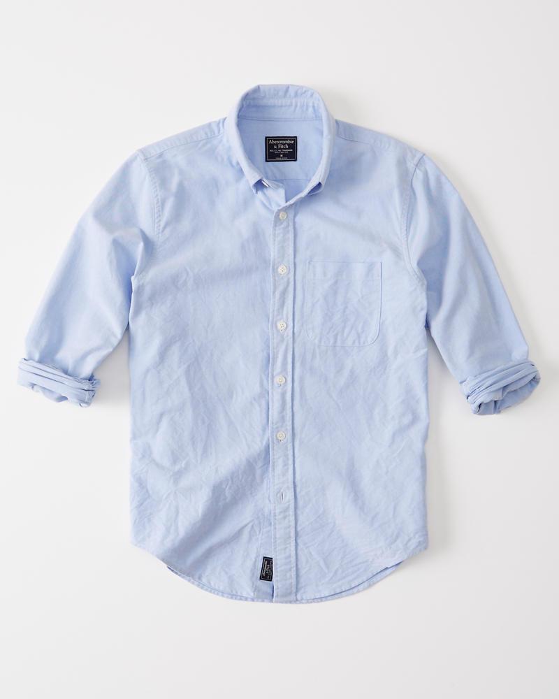Oxford Shirt Abercrombie