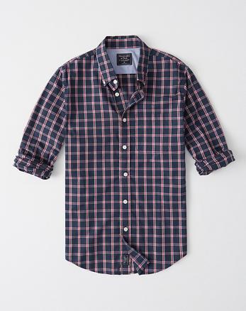 5261c4b0850 Mens Plaid Shirts