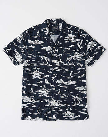 Hombre Camisas de manga corta  2885000041215