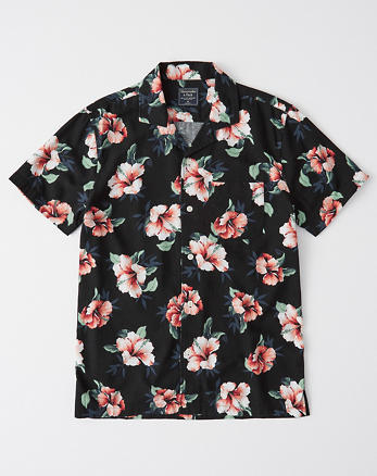 75fc26529c5 Vacation Button-Up Shirt