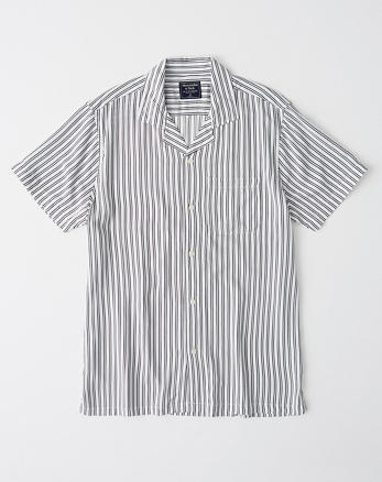 3c67080f9 Mens Shirts | Abercrombie & Fitch