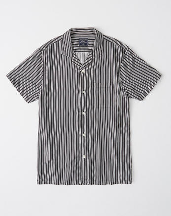 01ca30a4 Mens Shirts | Abercrombie & Fitch