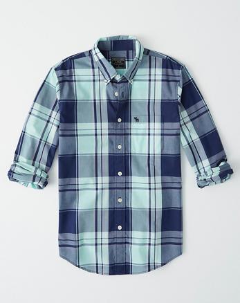 1d2a17582f Camisa de poplín con ícono