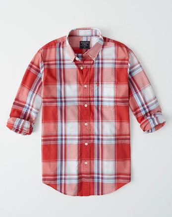 5e6bed9e84 Camisa de popelina con icono