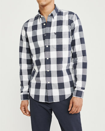 df29ee49f0 Mens Shirts   Abercrombie & Fitch