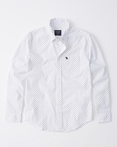 Icon Poplin Shirt | Tuggl