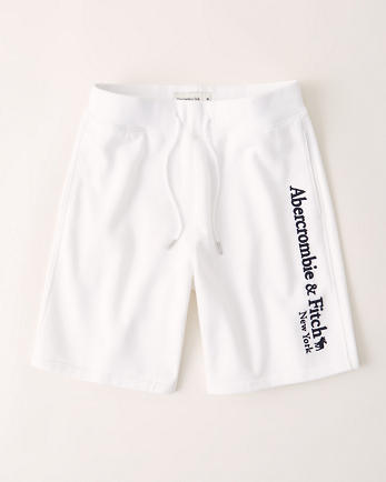 ANFFleece Logo Shorts