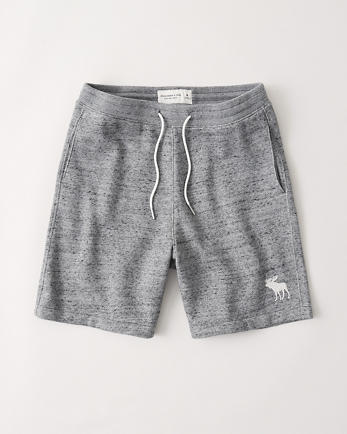 ANFExploded Icon Fleece Shorts