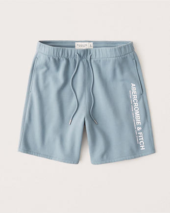 ANFCity Graphic Shorts