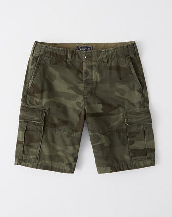 f985feec74 Mens Cargo Shorts | Abercrombie & Fitch