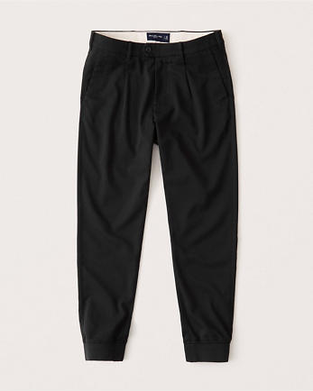 ANFPleated Joggers