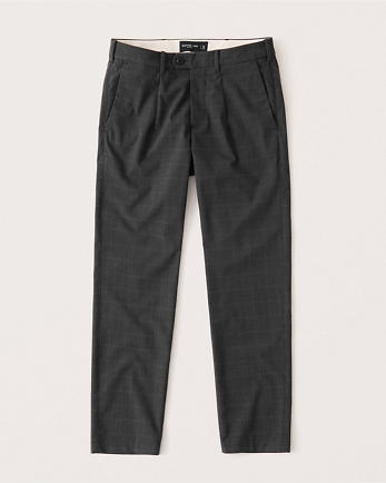ANFPleated Skinny Pants