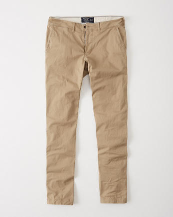 diversified latest designs online retailer official store Mens Pants & Chinos | Abercrombie & Fitch