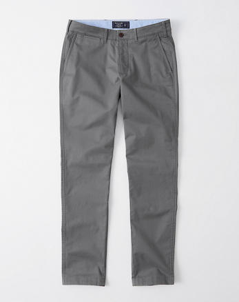 c6e5cd62bda72 Mens Pants & Chinos | Abercrombie & Fitch