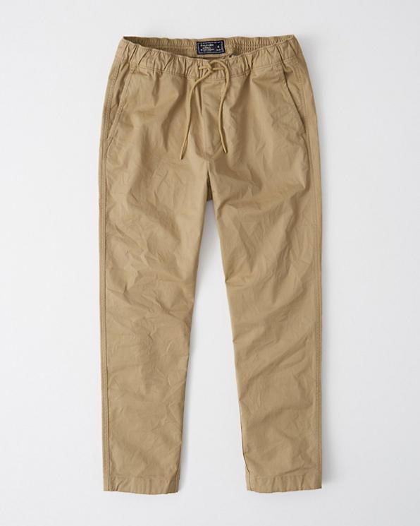 d26d388d33fde Mens Sneaker Pants | Mens New Arrivals | Abercrombie.com