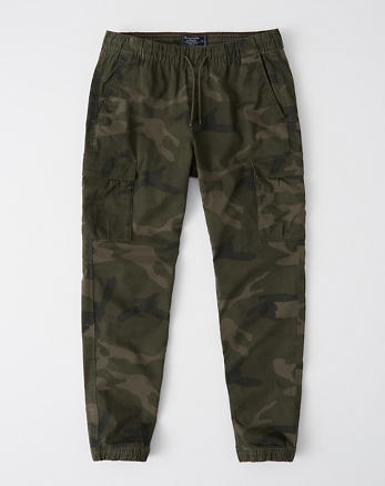 Jogger cargo à motif camouflage b7c22346a23