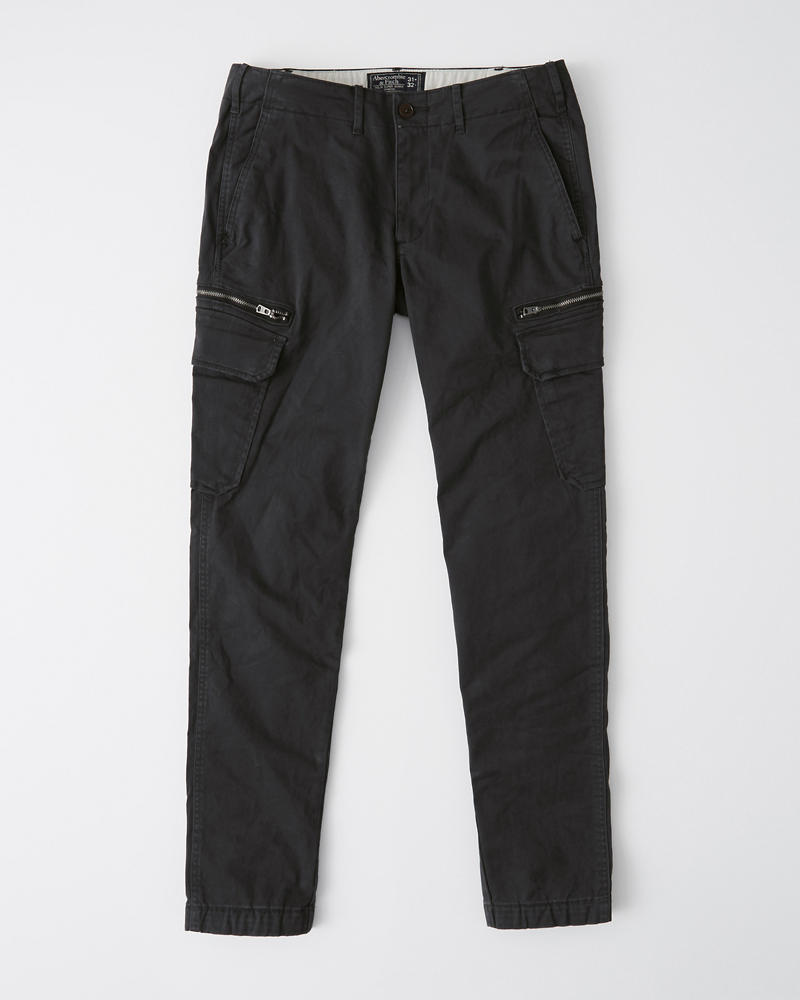 Super Skinny Cargo Pants by Abercrombie & Fitch