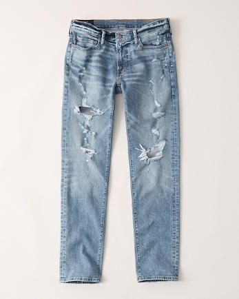 ANFRipped Skinny Jeans