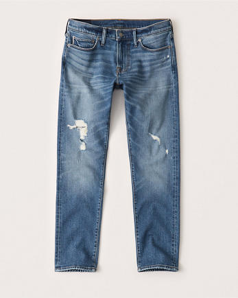 ANFSelvedge Skinny Jeans