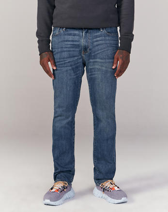 b0bc0042e411b4 Mens Jeans | Abercrombie & Fitch