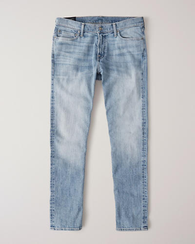 Athletic Skinny Jeans | Tuggl