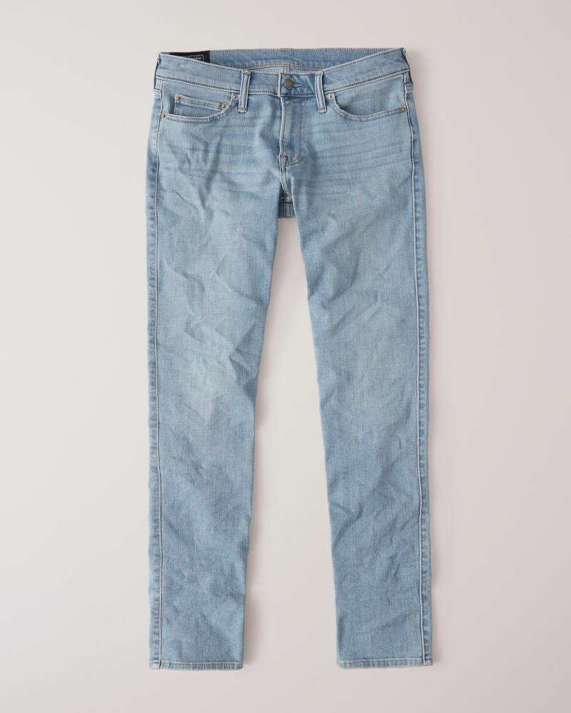 Skinny 4 Way Stretch Jeans by Abercrombie & Fitch