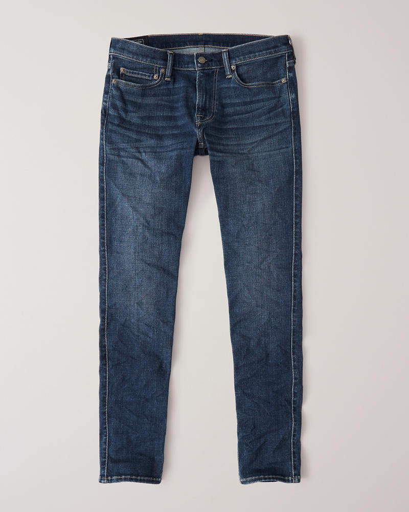 Super Skinny 4 Way Stretch Jeans by Abercrombie & Fitch