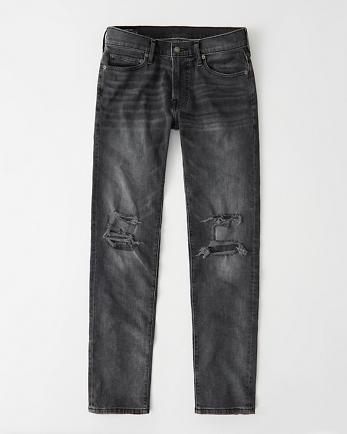 ANFDistressed Skinny Jeans