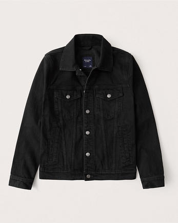 ANFStretch Denim Jacket