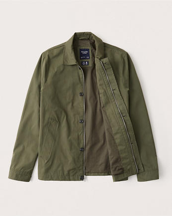 ANFUtility Shirt Jacket