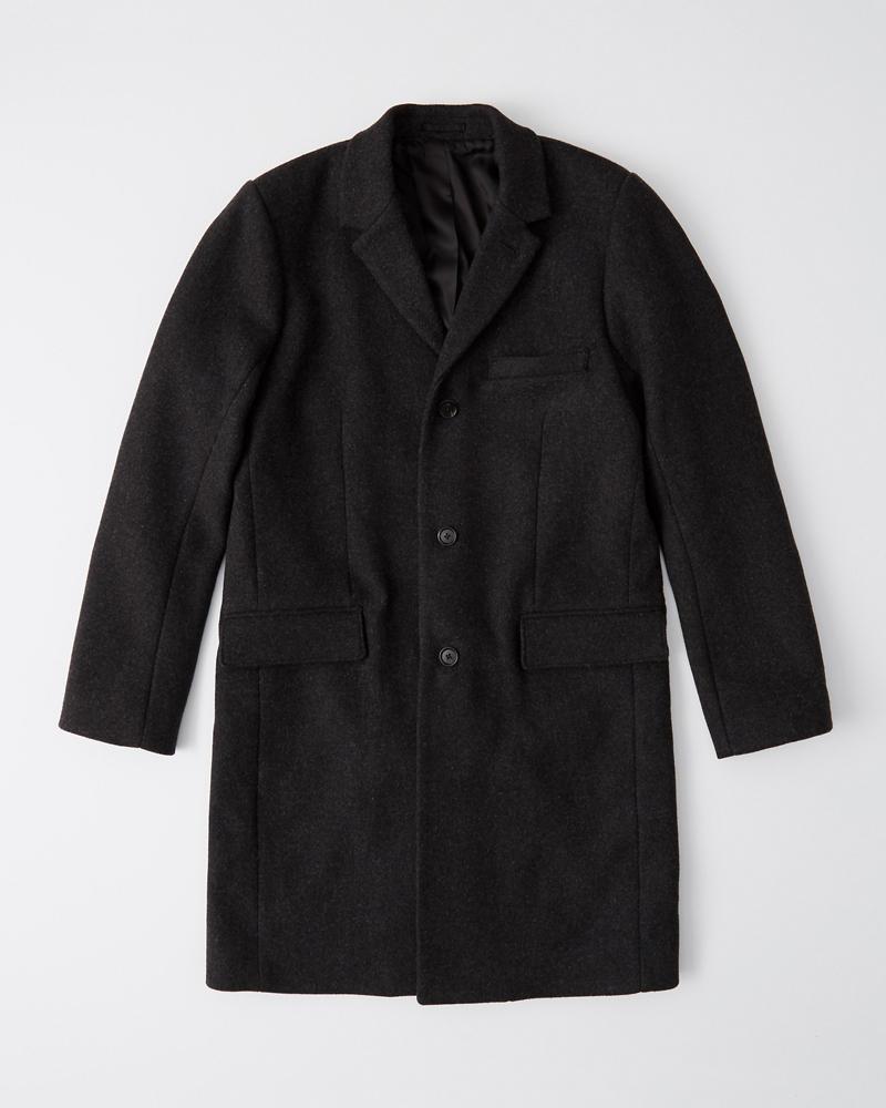 wool blend coat abercrombie co jp