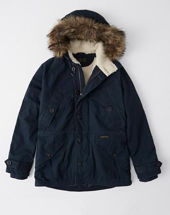 d0320f4309e Mens Coats & Jackets | Abercrombie & Fitch