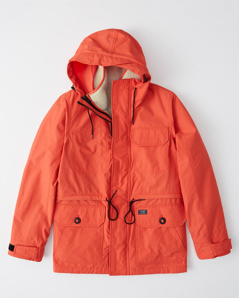 Mens Coats Jackets Abercrombie Fitch