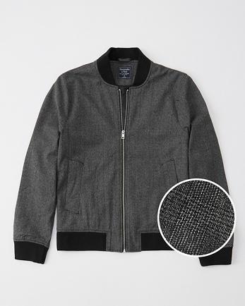 ANFMenswear Bomber Jacket