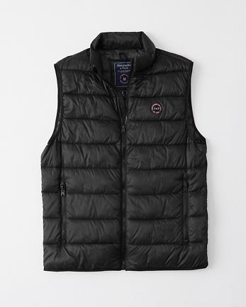 ANFLightweight Packable Vest