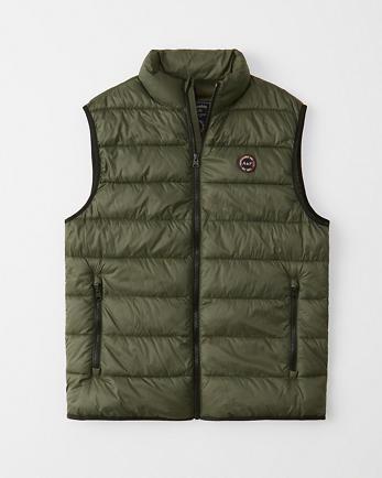 ANFPackable Puffer Vest