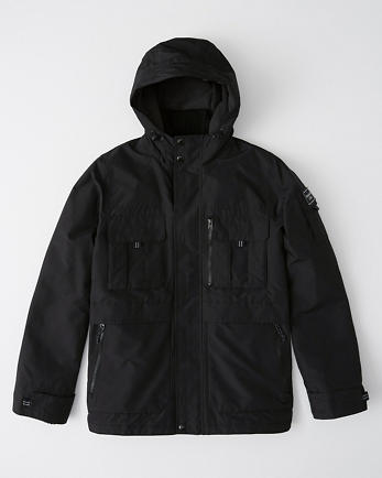 ANFA&F Climate Tech Jacket