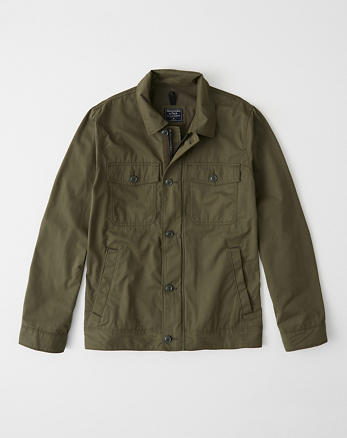 2bb1a3453df25 Mens Coats & Jackets | Abercrombie & Fitch