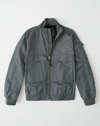 8f565b4bbb858 Mens Coats & Jackets | Abercrombie & Fitch