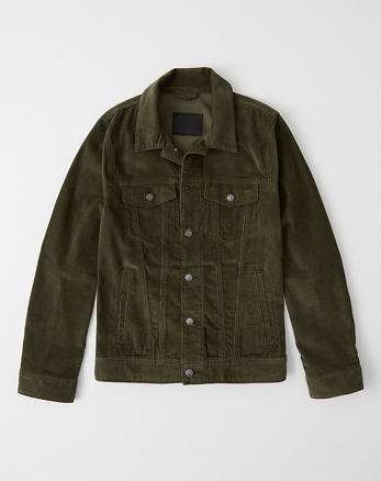 f948edf42cc Mens Coats & Jackets | Abercrombie & Fitch