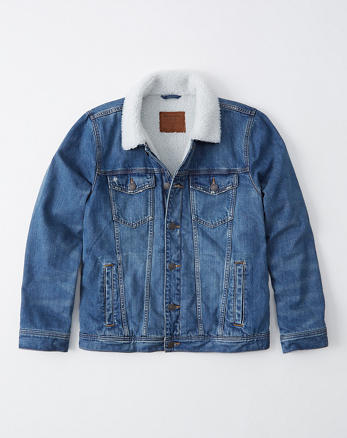 86d7ab946a Mens Coats & Jackets | Abercrombie & Fitch