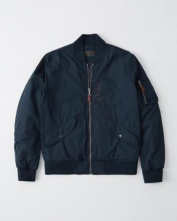 ANFMilitary Bomber Jacket
