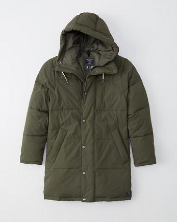 ANFSleeping Bag Puffer Coat