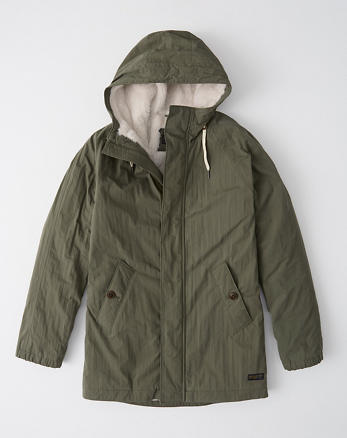 2bb1a3453df25 Mens Coats & Jackets   Abercrombie & Fitch