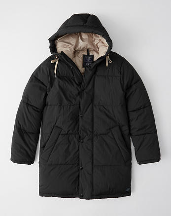 9bee0df4 Mens Coats & Jackets | Abercrombie & Fitch