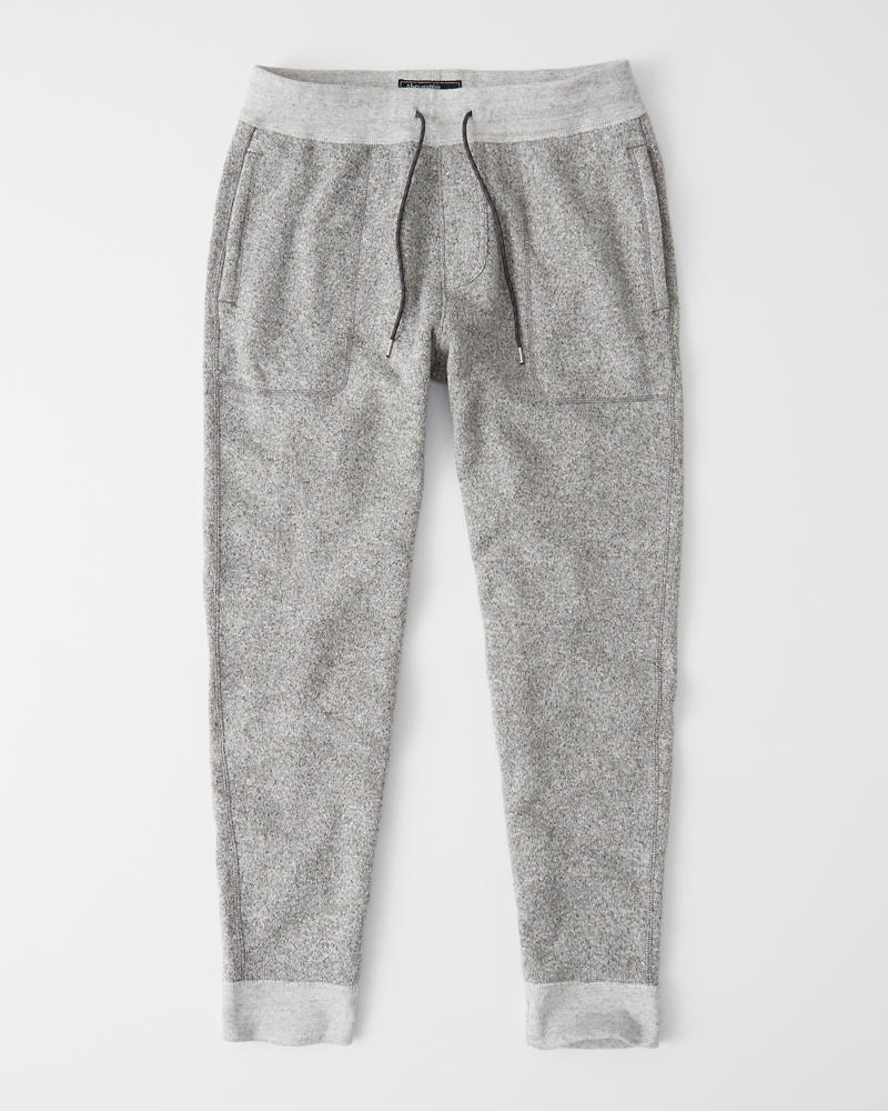 Sweater Fleece Joggers by Abercrombie & Fitch